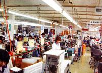 芦安精機株式会社の工場以内1