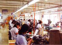 芦安精機株式会社の工場以内2