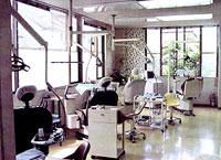 近藤歯科医院の診療室